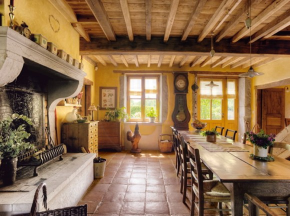 French dining room design (34)