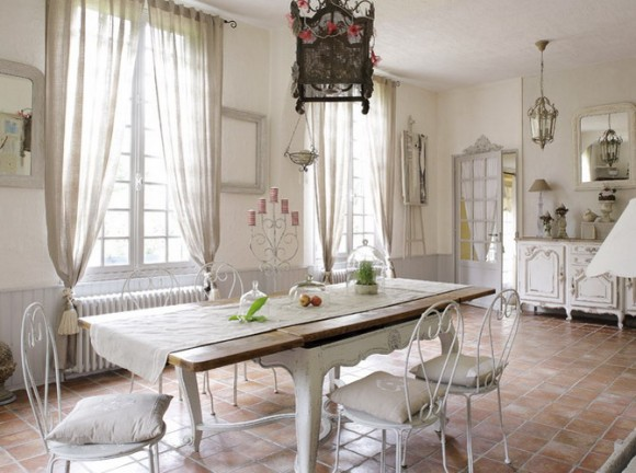 French dining room design (24)