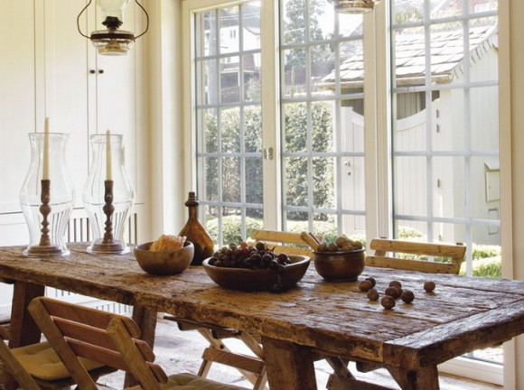 French dining room design (30)