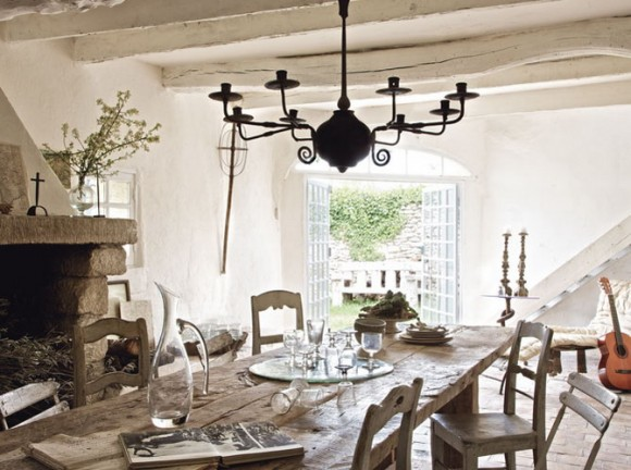 French dining room design (28)