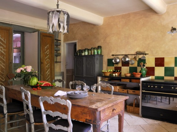 French dining room design (25)