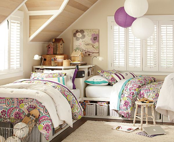 Teenage Girl Bedroom Decorating (14)