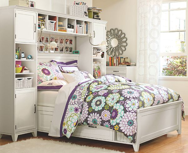 Teenage Girl Bedroom Decorating (4)