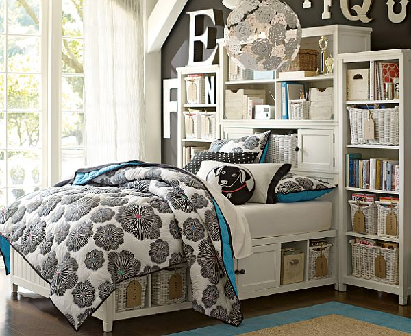Teenage Girl Bedroom Decorating (10)