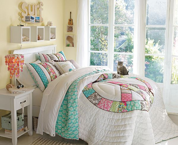 Teenage Girl Bedroom Decorating (7)