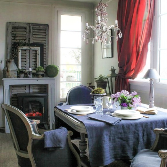 French dining room design (52)