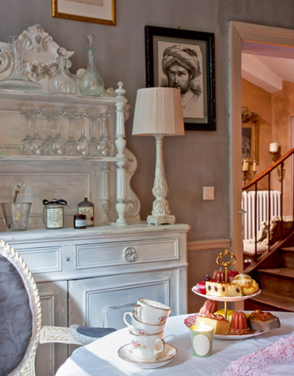 French dining room design (18)