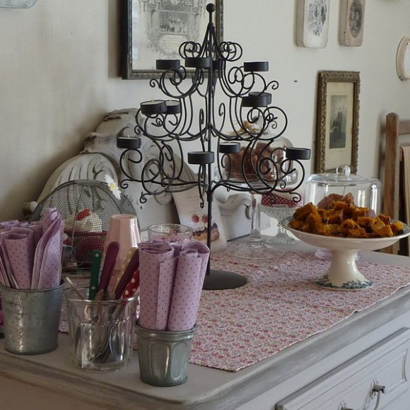 French dining room design (14)