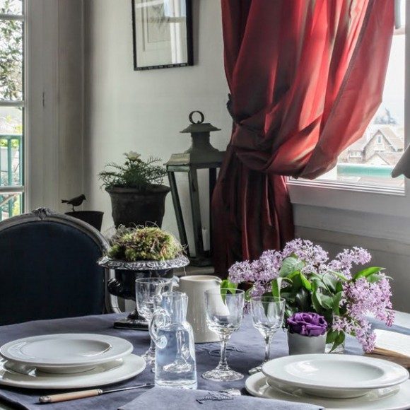 French dining room design (8)