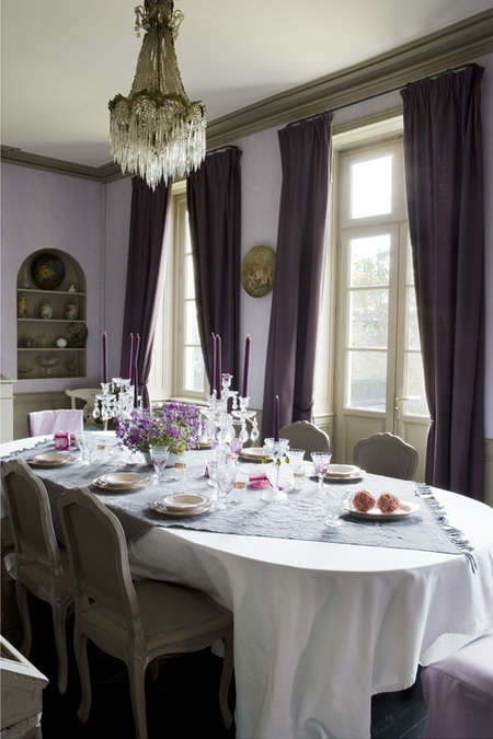 French dining room design (42)