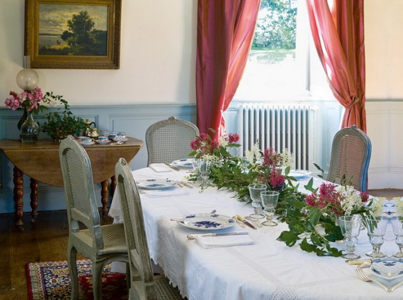 French dining room design (50)
