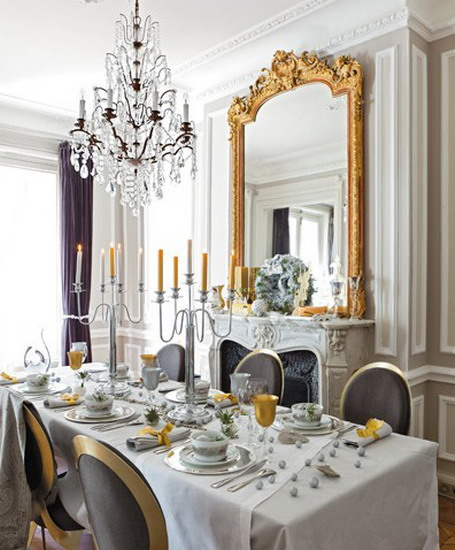 French dining room design (45)