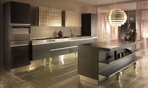 italian modern kitchen design