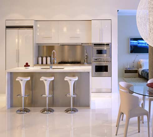 Modern Kitchen Design = Modern Life Style
