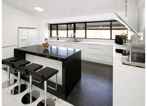 Kitchens Design on Modern Kitchen Design With Modern Furniture