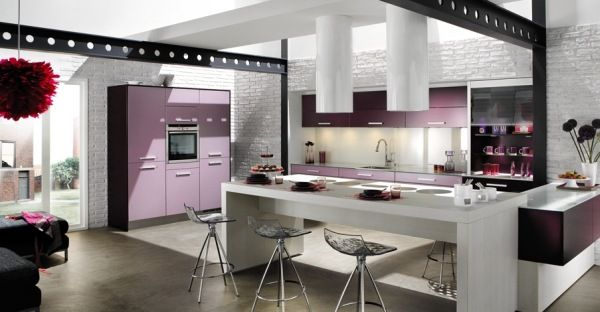 new contemporary kitchen design