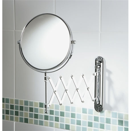 modern vanity bathroom mirror with dual purpose