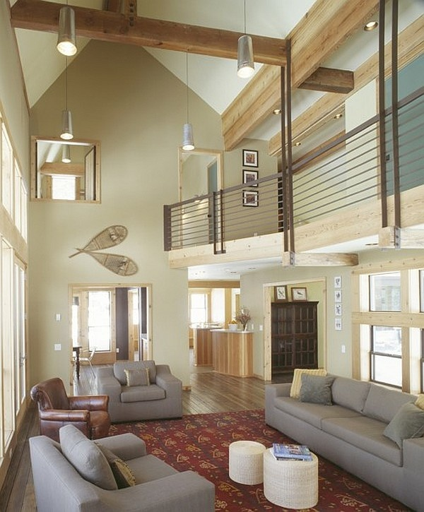 Creative Ideas for High Ceilings