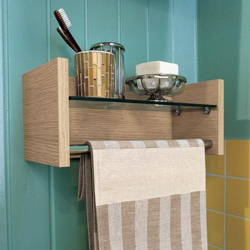 Maximize The Minimalist: Small Bathroom Storage Ideas to Make ...