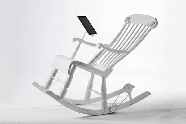 Ipad iRock Chair