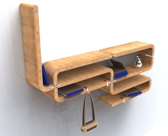 modular shelf  storage