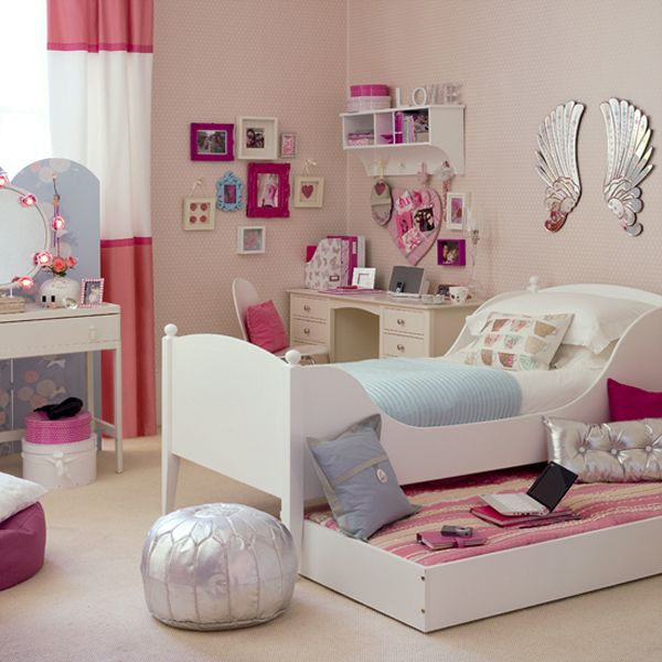Teenage Girl Bedroom Decorating (31)