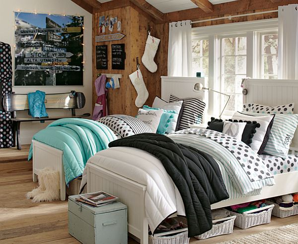 Teenage Girl Bedroom Decorating (15)