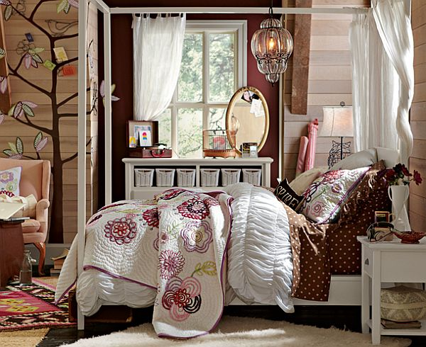 Teenage Girl Bedroom Decorating (13)