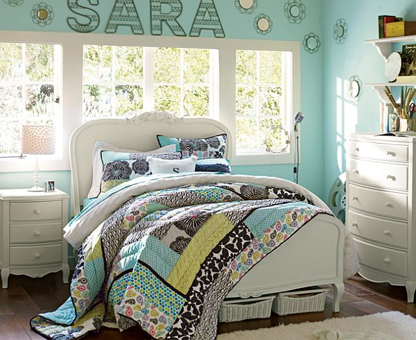 Teenage Girl Bedroom Decorating (12)