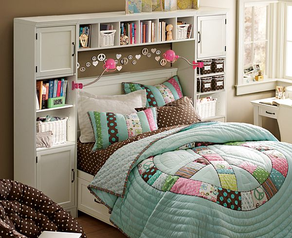Teenage Girl Bedroom Decorating (11)