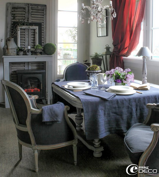 French dining room design (9)