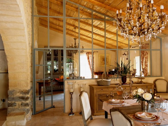 French dining room design (3)