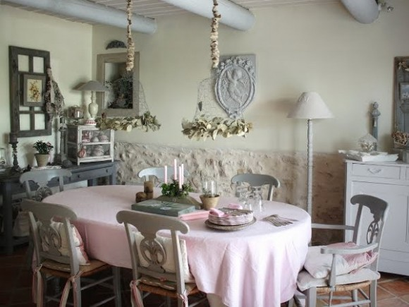 French dining room design (40)