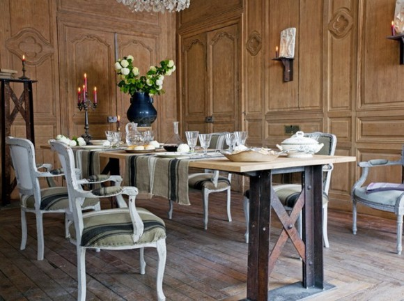 French dining room design (39)