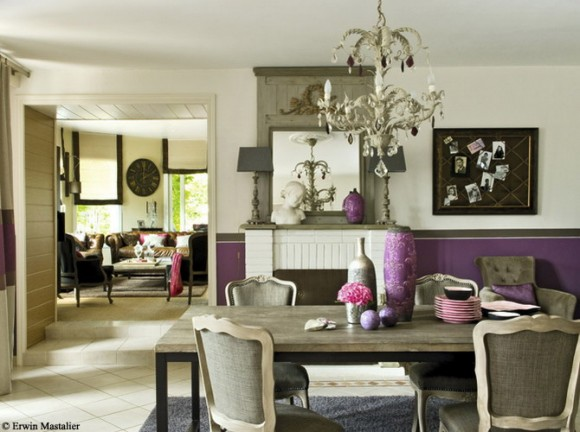 French dining room design (38)
