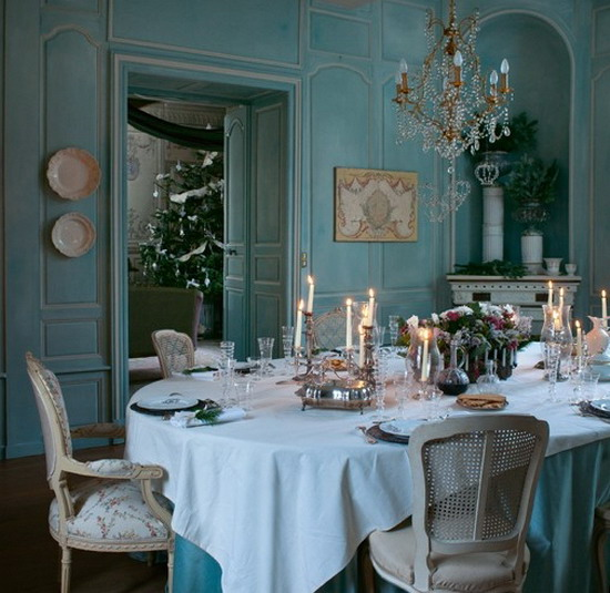 French dining room design (49)