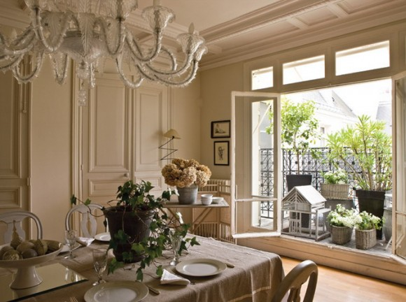 French dining room design (48)