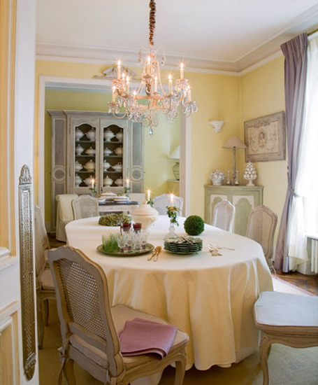 French dining room design (47)