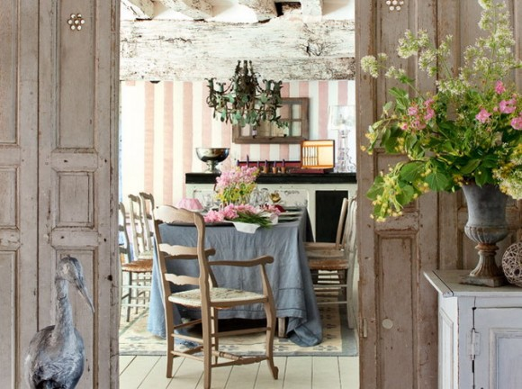 French dining room design (46)