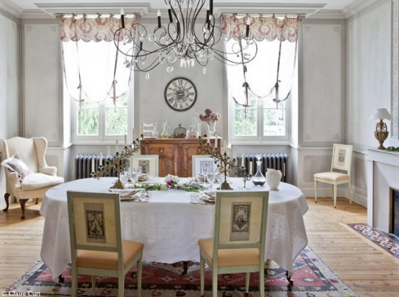 French dining room design (44)