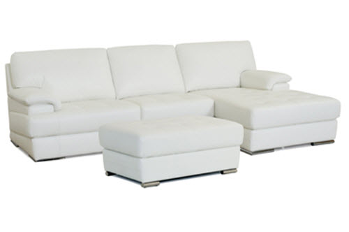 white sofa for living room