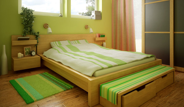 green-calm-master-bedroom-paint-color