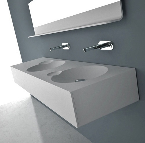 interesting modern vanity sink